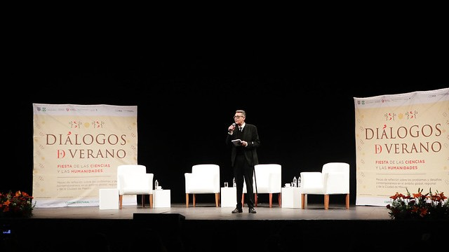 Diálogos de Verano concluirá con charla de Rosalva Aída Hernández Castillo y Boaventura de Sousa Santos