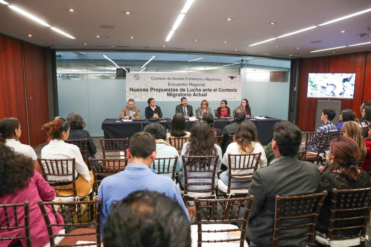 México debe mantenerse como país abierto al asilo