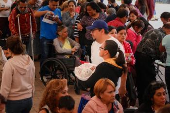 Alcaldía Cuauhtémoc apoya a madres jóvenes y adolescentes embarazadas