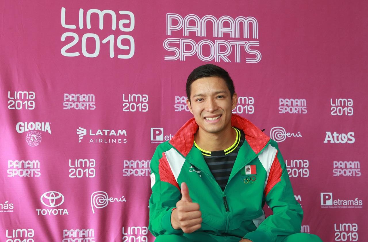 Asegura México primera medalla de Lima 2019