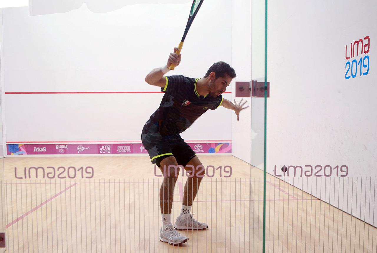 Aseguran squashistas dos bronces más para México en Lima 2019
