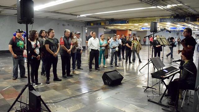 Cantares viajará al Metro para acercar la trova a los usuarios