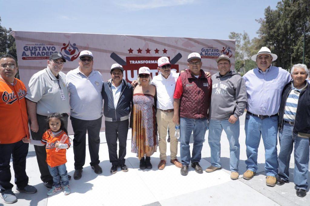 Inauguración de la Serie Latinoamericana de Béisbol Infantil en GAM