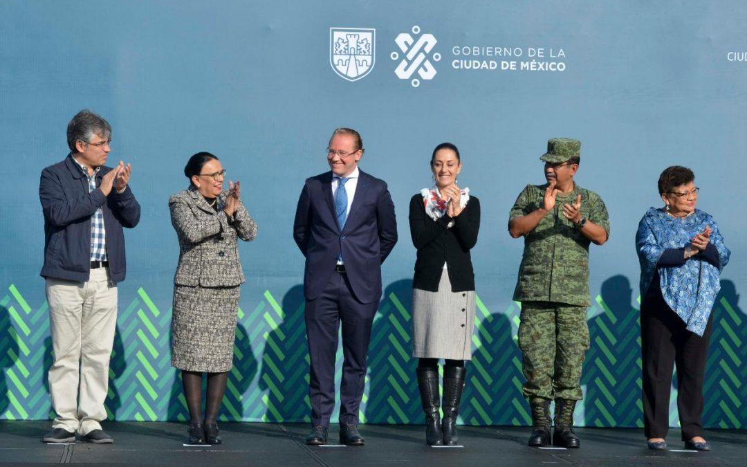 Entrega Gobierno De La Cdmx 90 Nuevas Patrullas En Benito