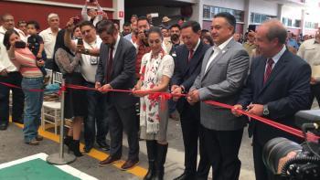 Inauguran Planta de Anuncios Luminosos de Fusión Tecnológica en Azcapotzalco
