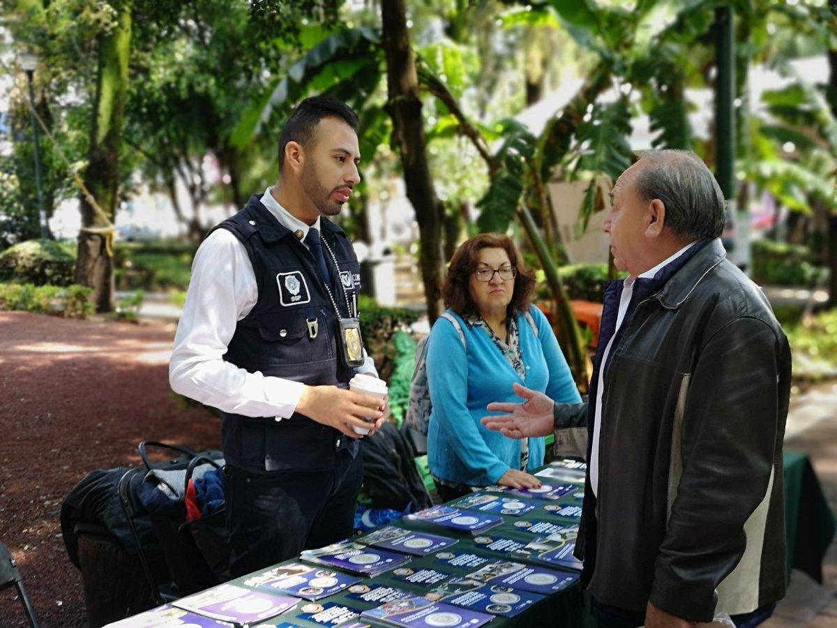 Jornada de Seguridad en el Parque de la China