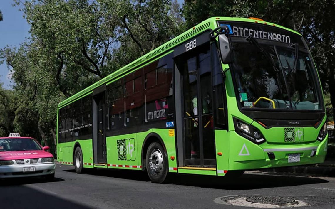 Gobierno de la CDMX pone en operación 18 nuevos Autobuses RTP en el Circuito Bicentenario