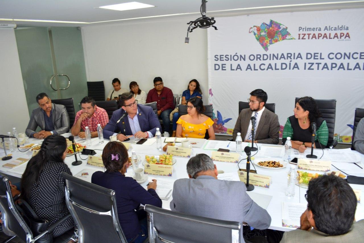 Prohíbe Concejo de Iztapalapa venta y consumo de alcohol en Espacios Públicos, Tianguis, Romerías y Festejos Populares