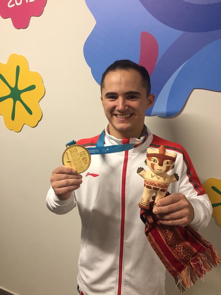 Llega el oro 13 para México en Juegos Panamericanos
