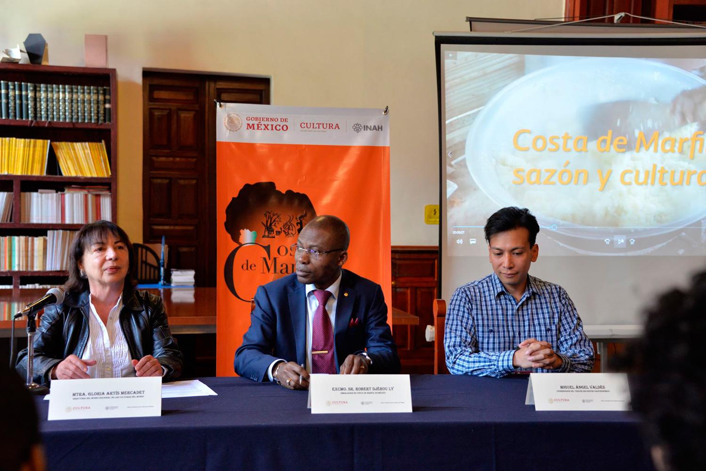 Un mes dedicado a los saberes alimentarios y la cultura de Costa de Marfil