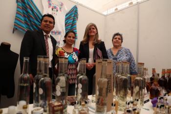 Alcaldía Cuauhtémoc y Yucatán firman convenio de hermandad para apoyar a productores