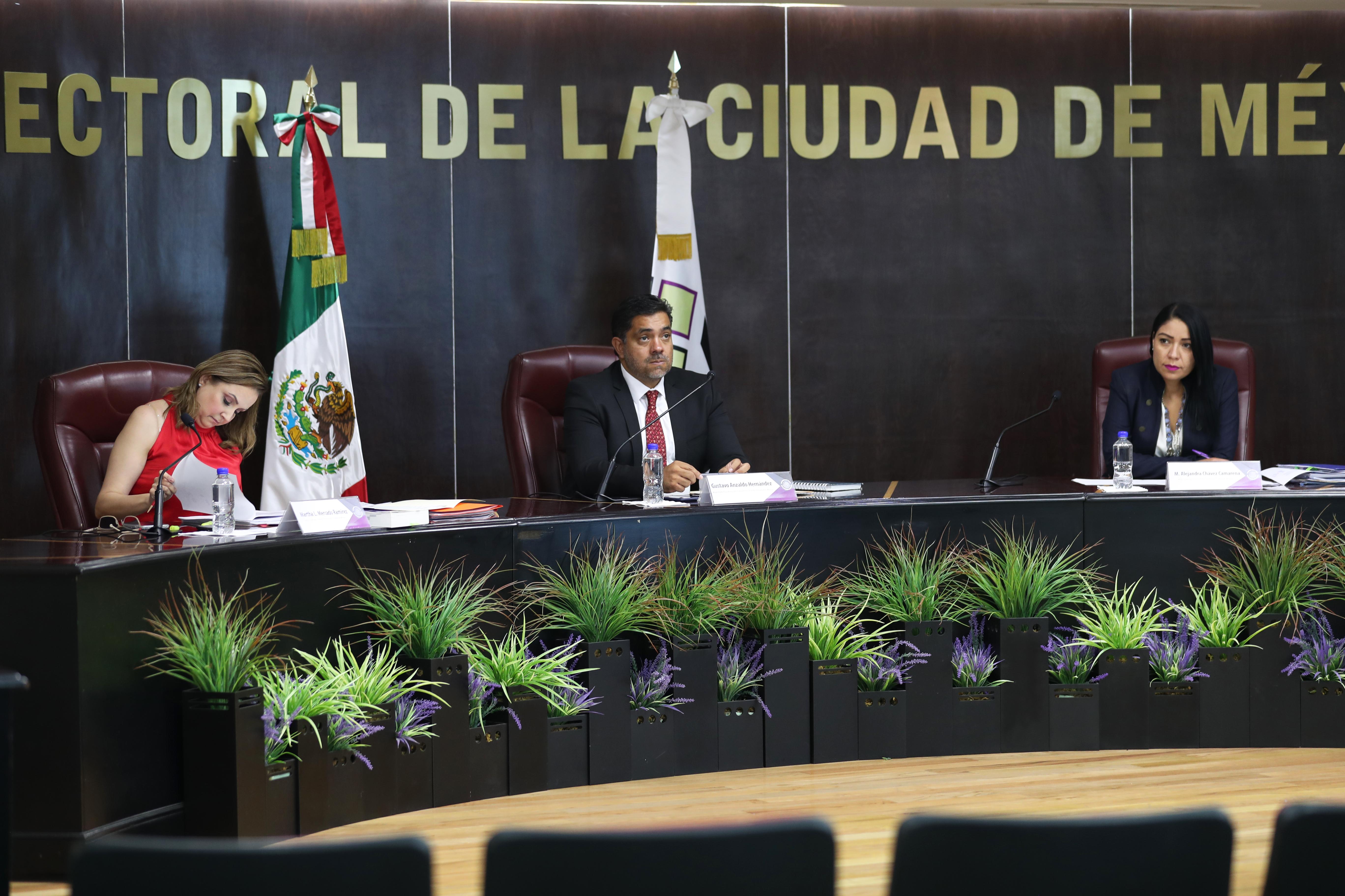 Desecha TECDMX diversos asuntos relacionados con determinaciones del IECM y el Congreso capitalino