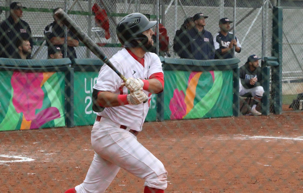 Gana México histórica medalla en el softbol panamericano