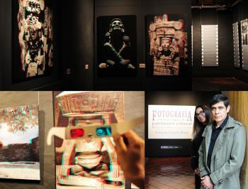 Como en la época victoriana el Museo de El Carmen regresa a la magia de la fotografía estereoscópica