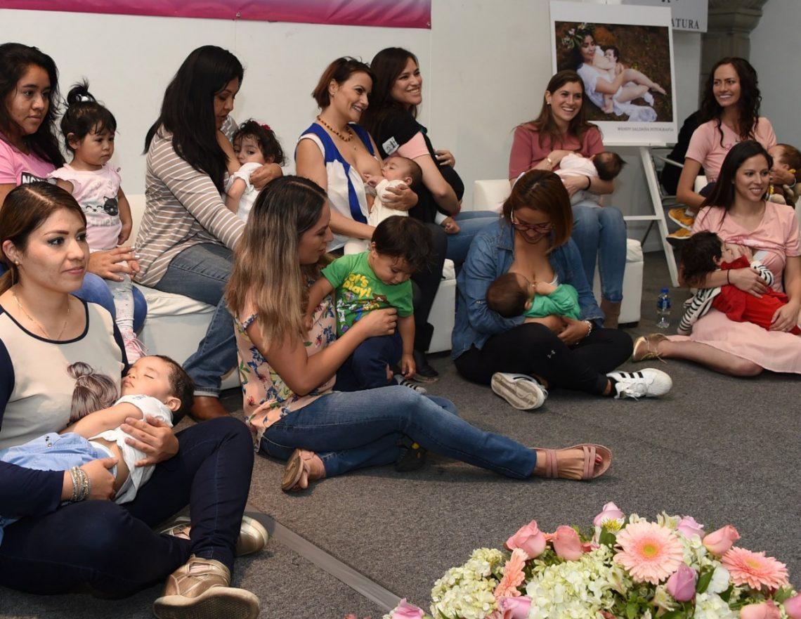 México ocupa el lugar más bajo en AL en lactancia materna