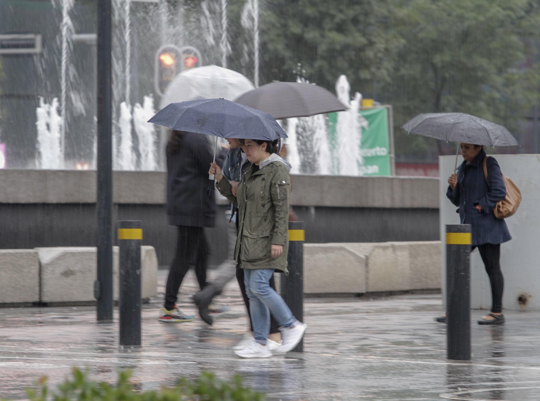 Activa SGIRPC Alerta Amarilla por pronóstico de lluvia y vientos fuertes en ocho Alcaldías