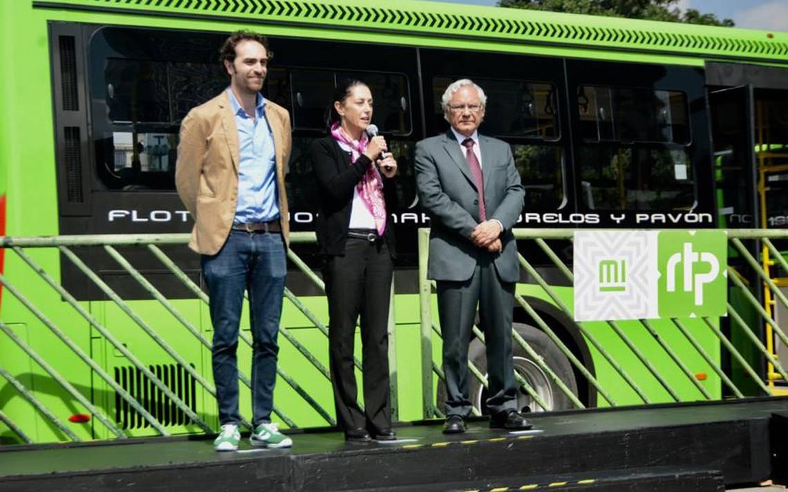 Implementa Gobierno CDMX Proyecto Monitoreo Integral y Seguridad del Transporte Público vía GPS