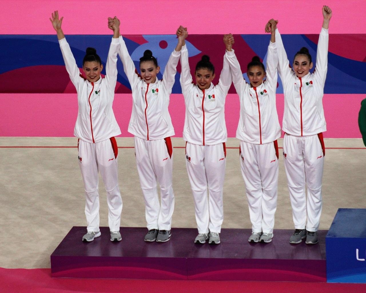 Gimnasia rítmica cierra con broche de plata actuación histórica en Lima 2019