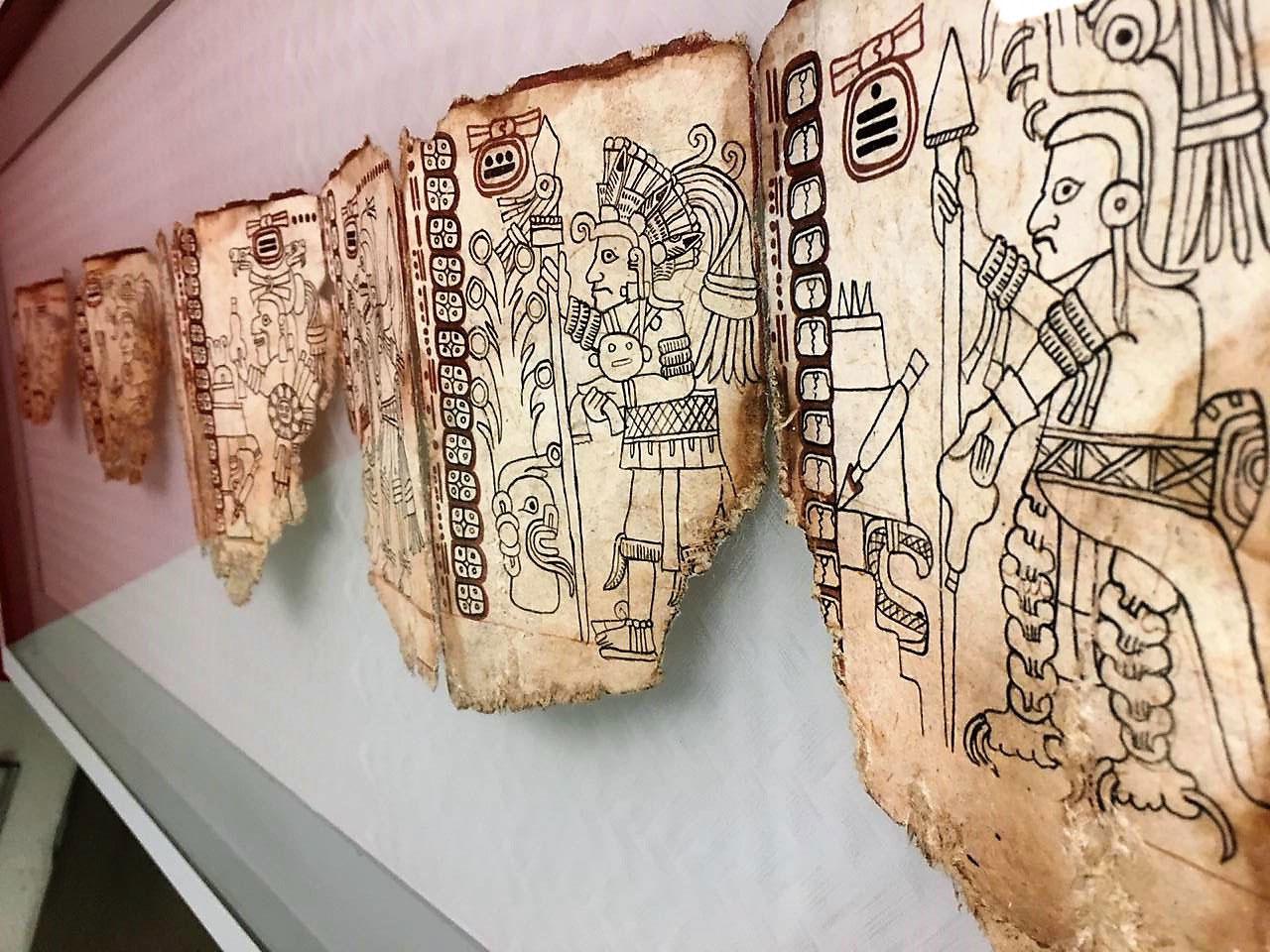 Busca INAH que el Códice Maya de México llegue al mayor público posible