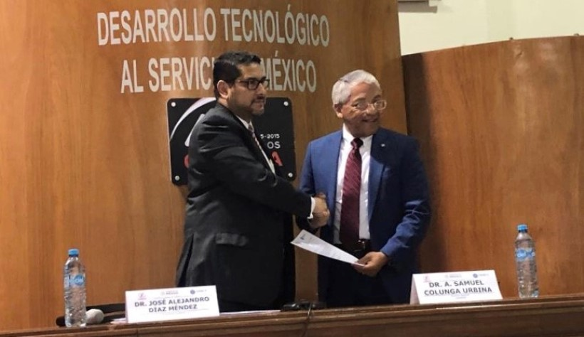 Designan al Dr. Alímagdiel Samuel Colunga Urbina como director general de COMIMSA