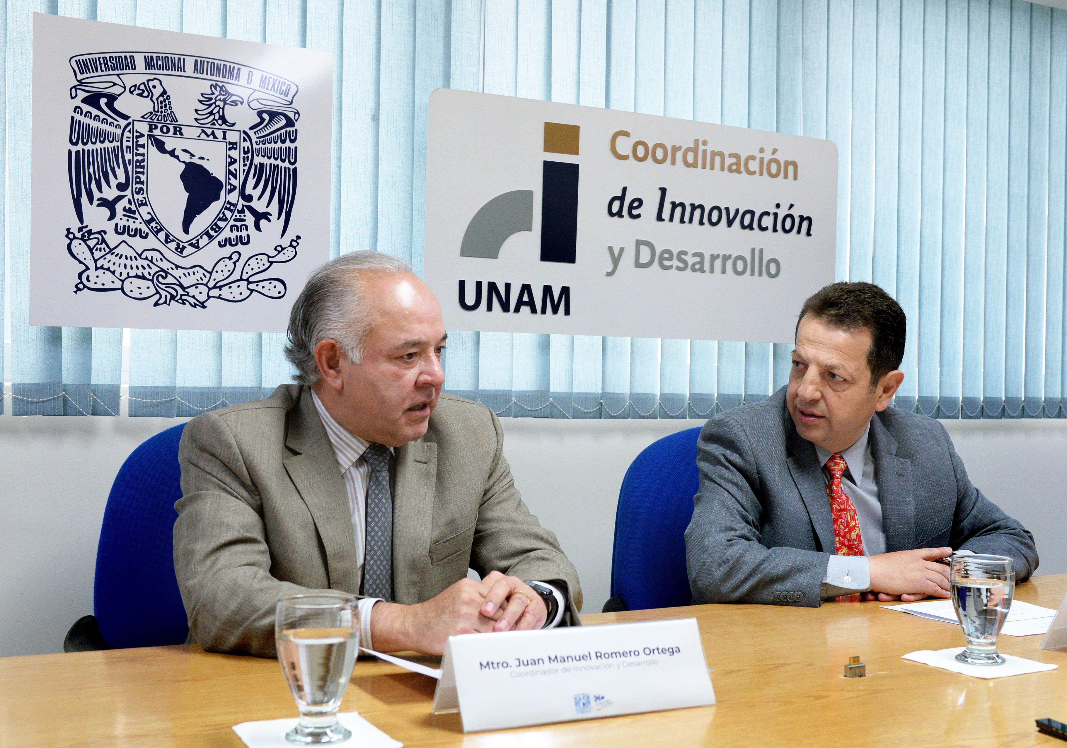 Firman Convenio en materia de Investigación y Desarrollo Tecnológico