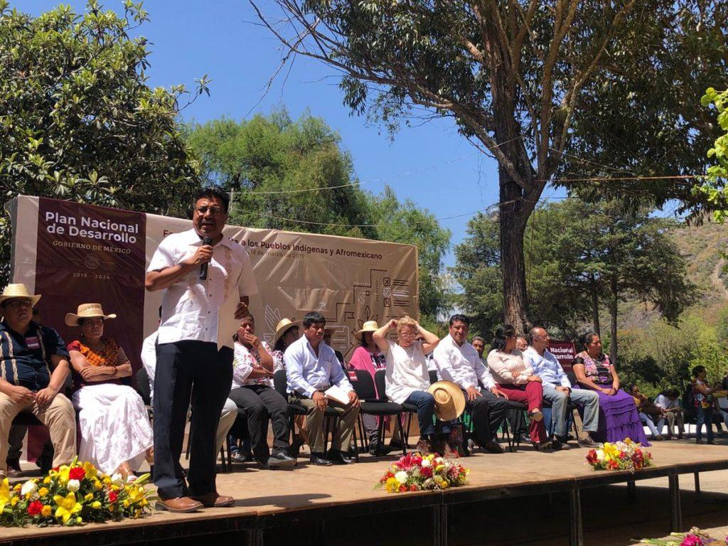 Pueblos indígenas y afromexicano unen sus voces para la transformación de México