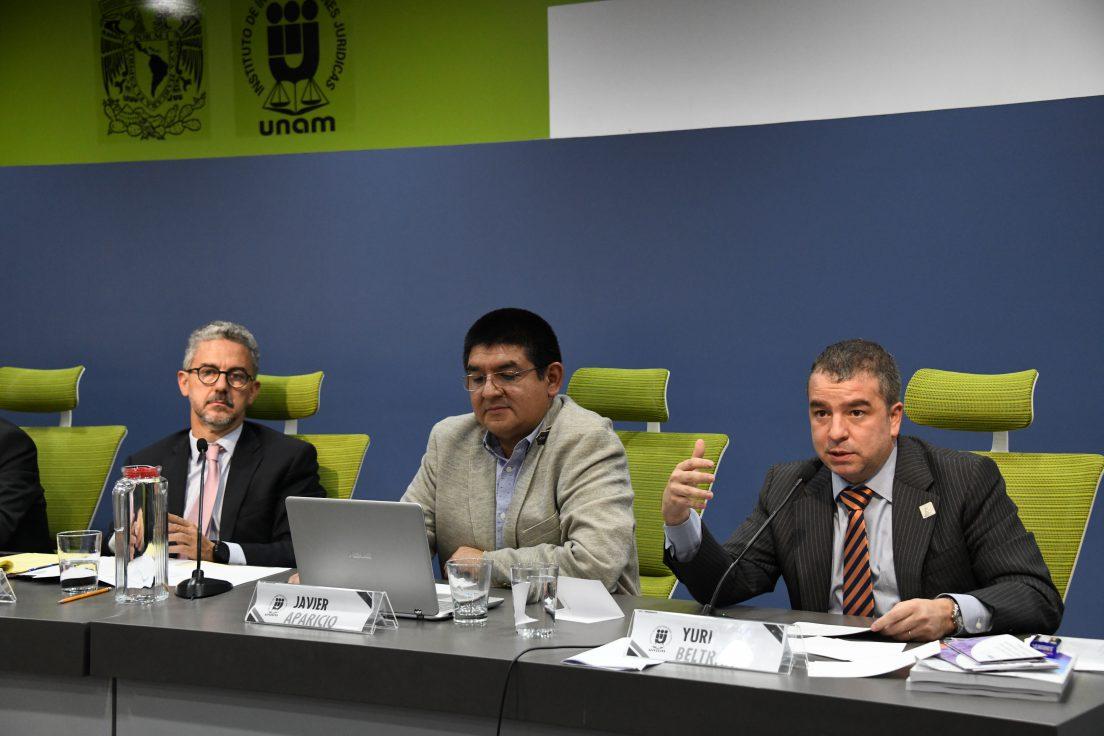 Plantea C.E. Yuri Gabriel Beltrán Miranda fortalecer voto migrante en eventual Reforma Electoral