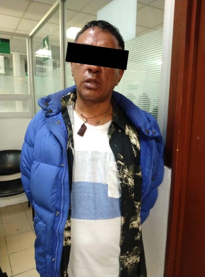 SSC detiene a seis hombres por homicidio doloso y posesión de presunta droga en la Alcaldía Álvaro Obregón