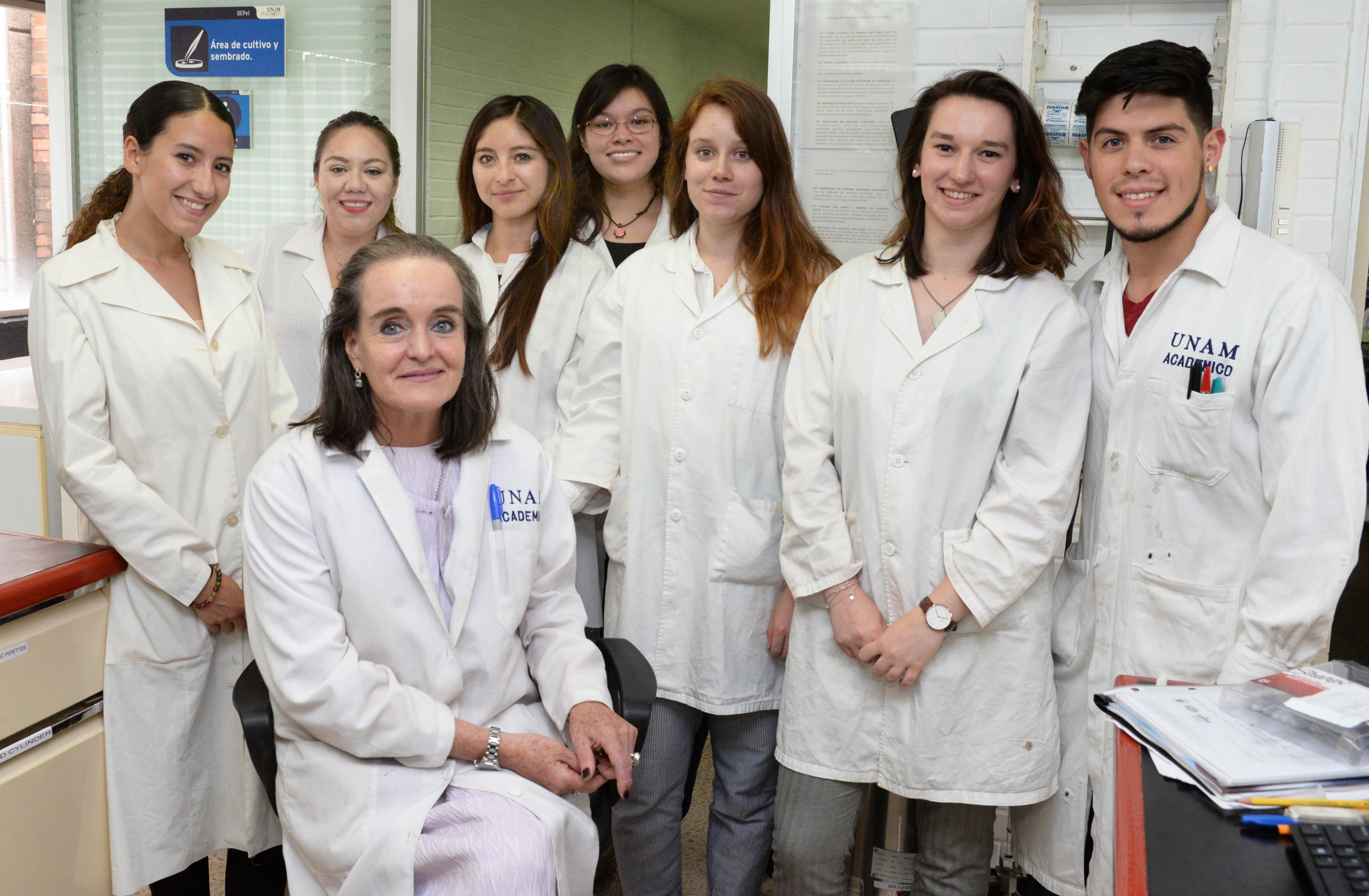 Atrae UNAM a Jóvenes Europeos para hacer estancias en Posgrado de Odontología