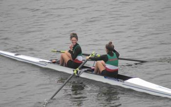 Aporta remo primera medalla a México en Lima 2019