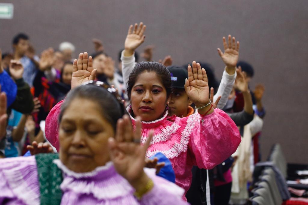 Conmemoran en Cuauhtémoc el Día Internacional de los Pueblos Indígenas
