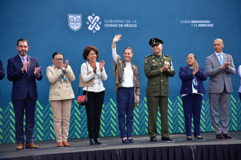 SSC informa respecto al cambio del Jefe del Sector Ángel Zona Rosa