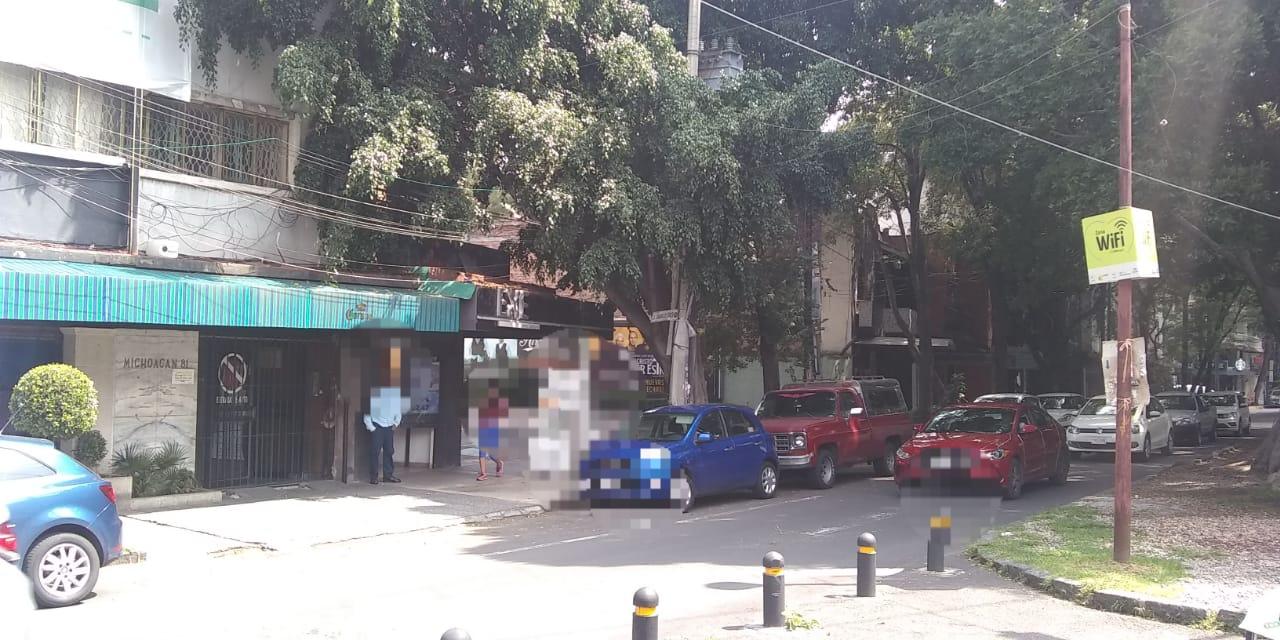 SSC toma conocimiento de tentativa de robo a casa de cambio en la Colonia Condesa