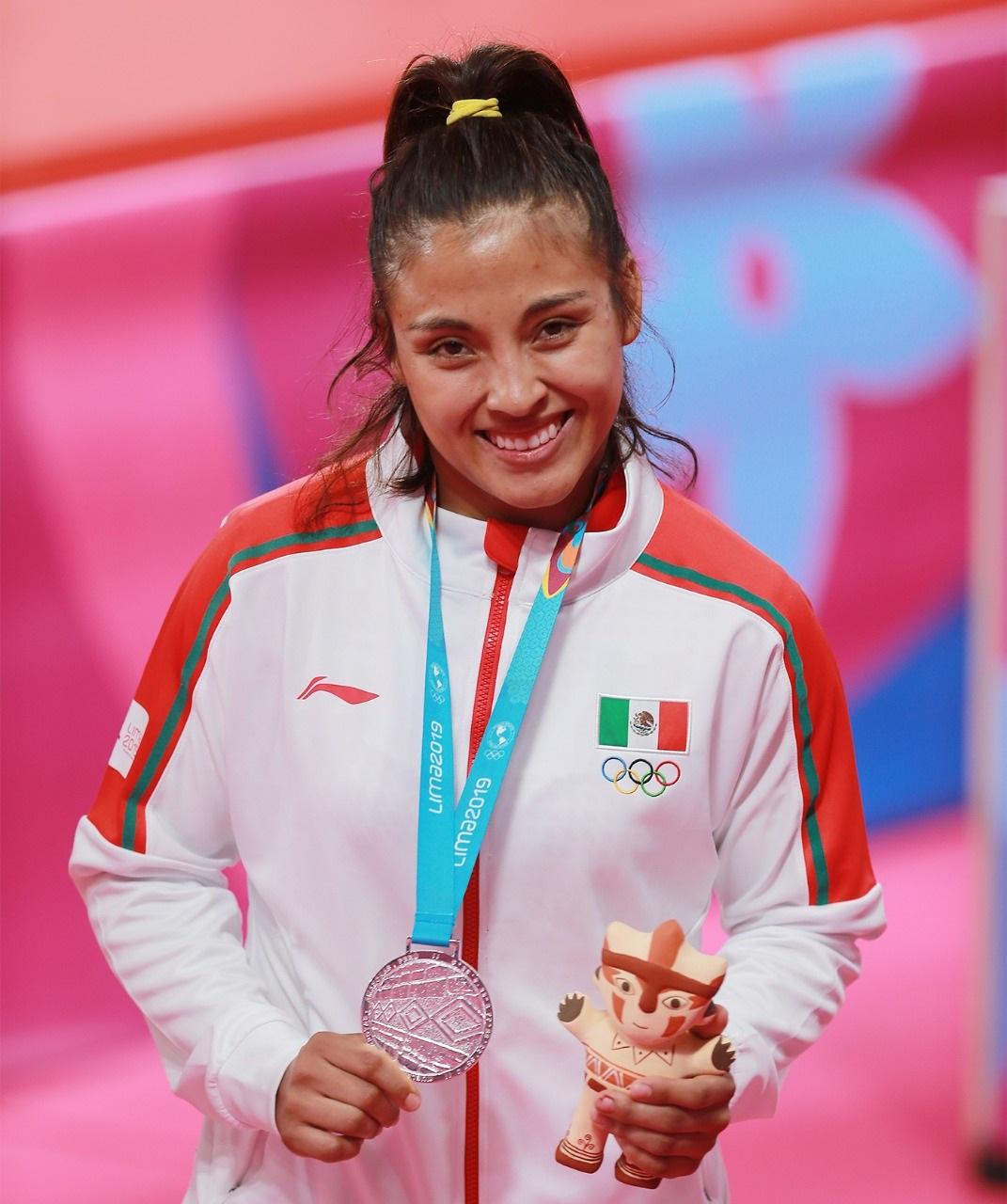 Logran mexicanas plata y bronce en primera jornada de judo