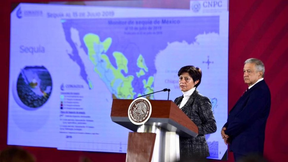 Gobierno federal está preparado para temporada de huracanes afirma presidente López Obrador