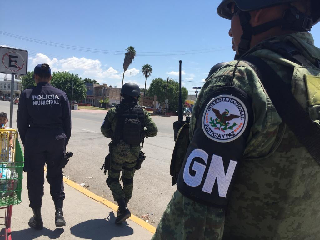 Asigna Armando Quintero instalaciones para la Guardia Nacional en Módulo del Sector Tlacotal en Iztacalco