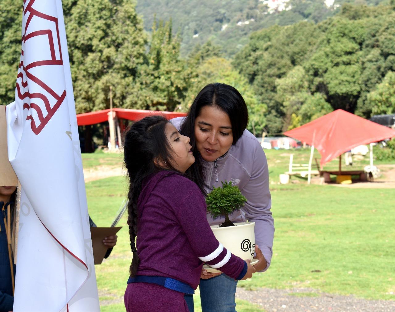 Sembrará La Magdalena Contreras 15 mil árboles en suelo de conservación