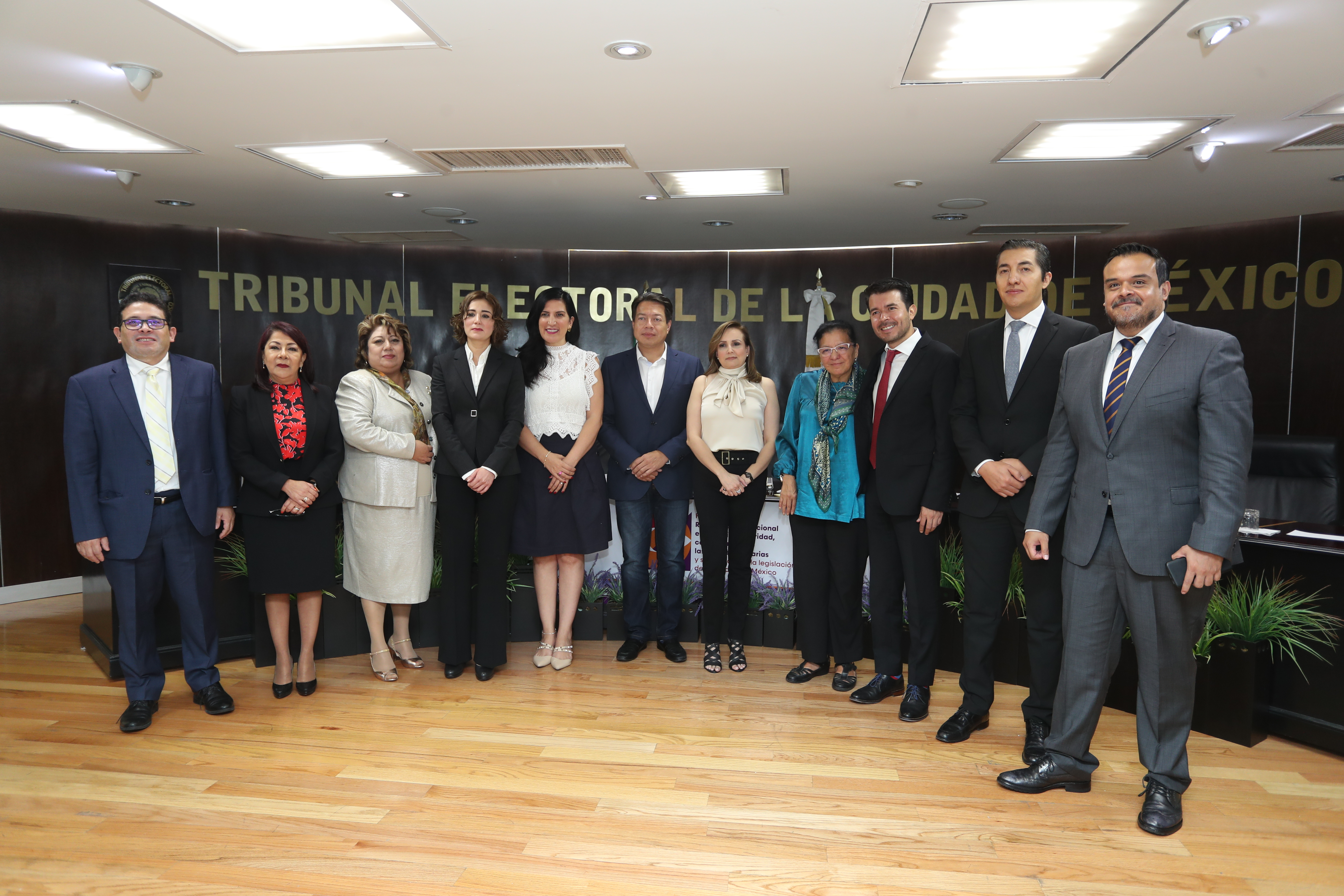 Presenta TECDMX Foro sobre Reforma Constitucional en Materia de Paridad y sus Leyes Secundarias