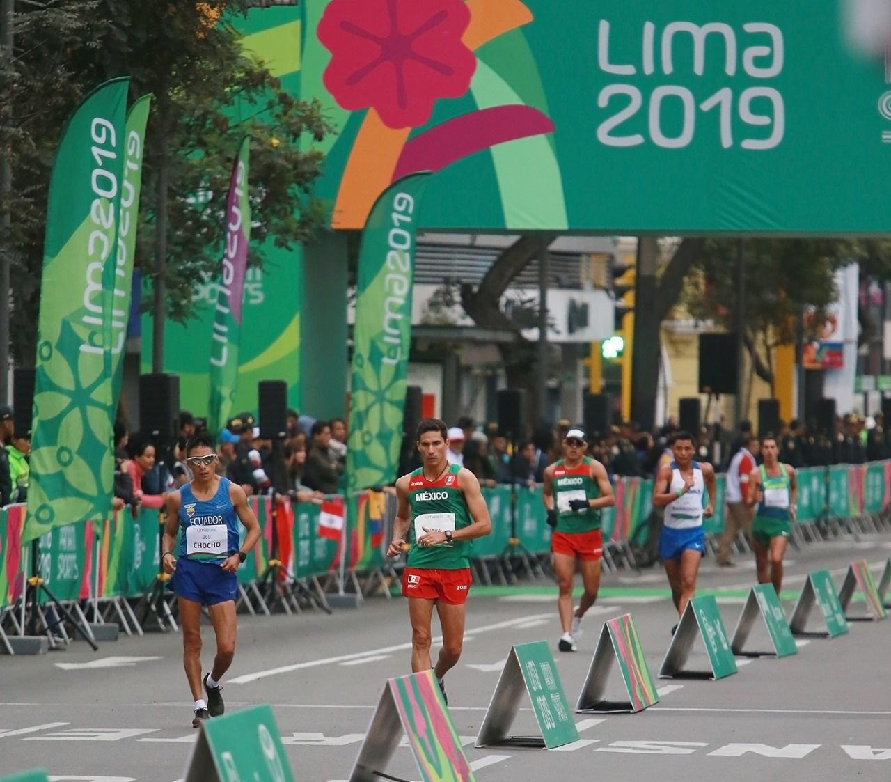 Broche de plata para Horacio Nava en la marcha de Lima 2019