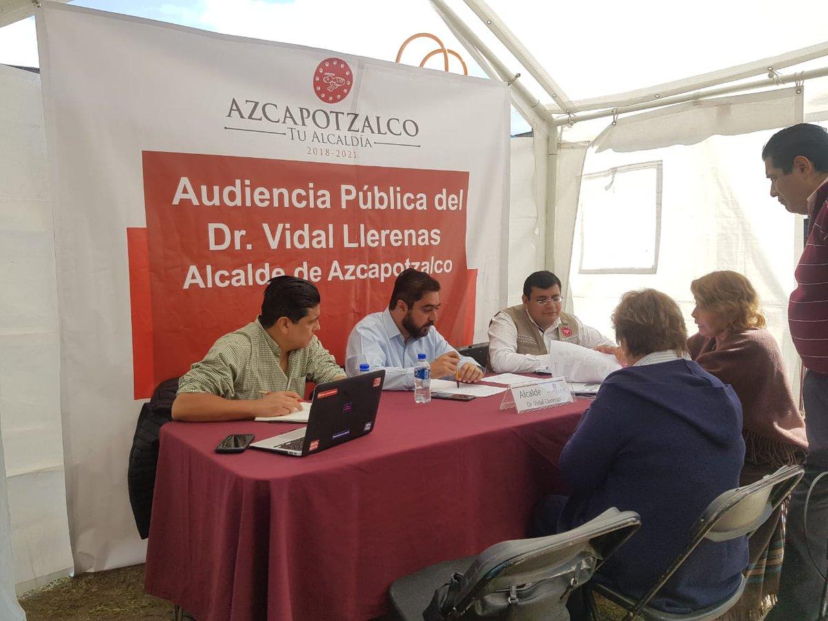 Audiencia Pública en la Ampliación San Pedro Xalpa II