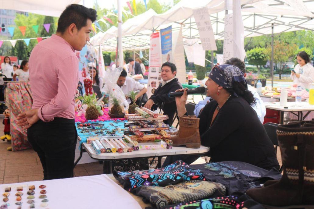 Concluye con éxito Primera Feria de Trueque y Oficios en Cuauhtémoc
