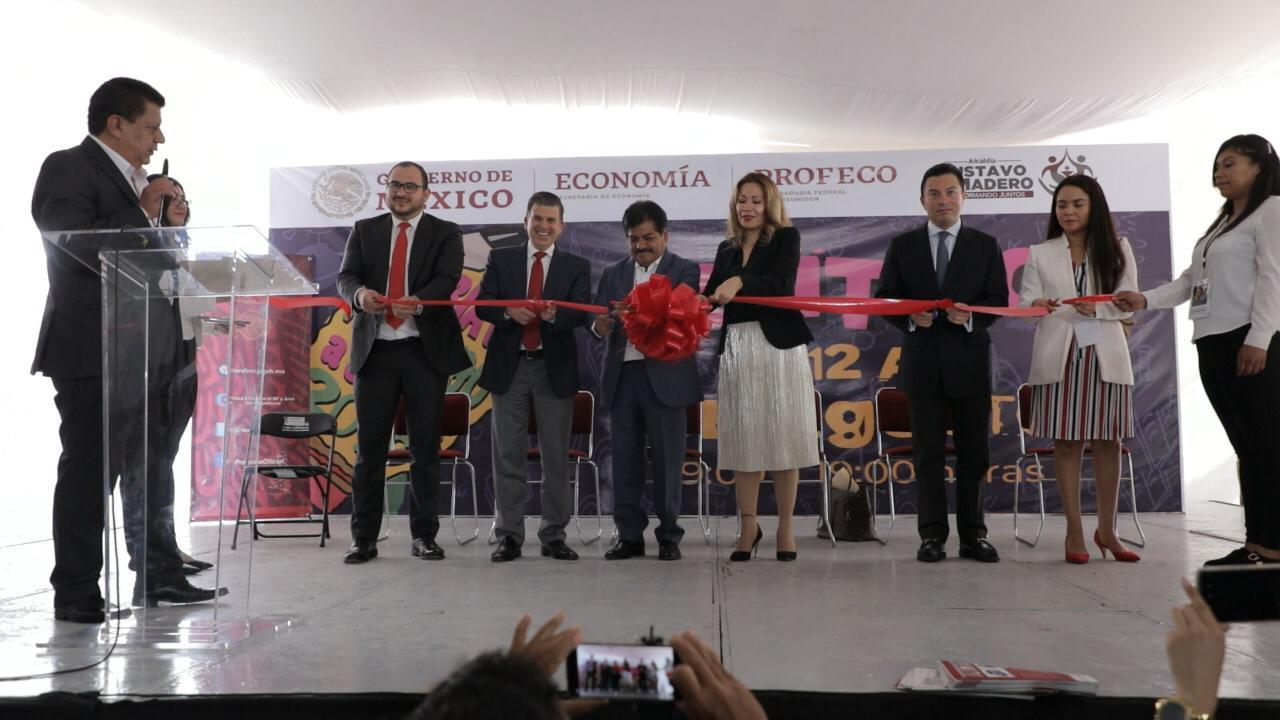 Inicia la Feria de Regreso a Clases 2019 en la Alcaldía GAM