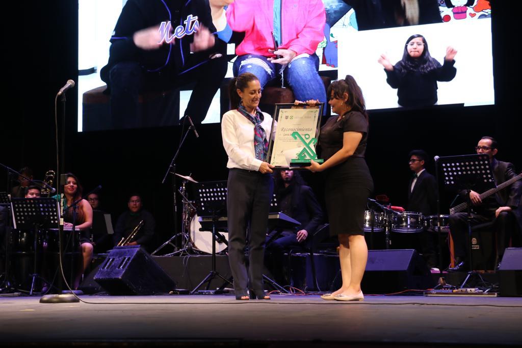 Otorga INJUVE Premio Juventud 2019