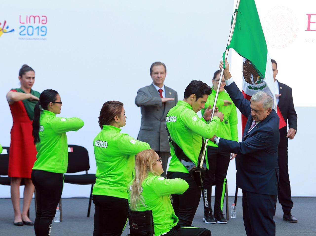 México participará en Juegos Parapanamericanos con otro espíritu de competencia