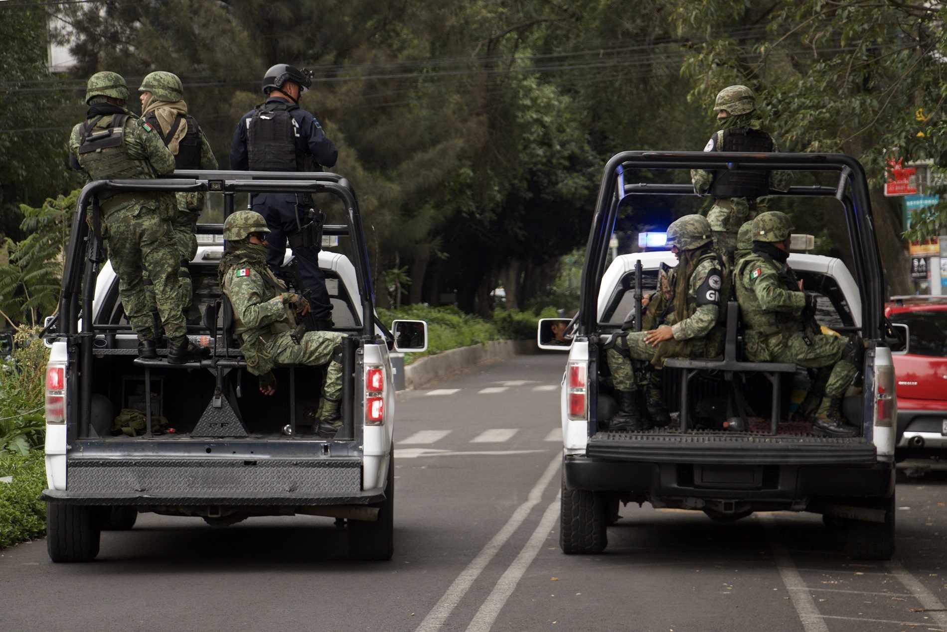 Guardia Nacional quedará consolidada para la protección de los ciudadanos