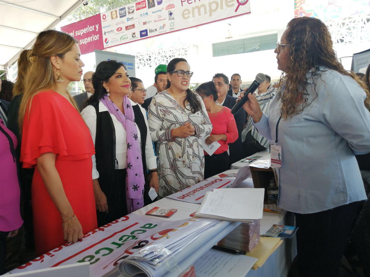 Realizan Alcaldía Iztapalapa y STyFE Feria del Empleo; Impulsan también Autoempleo y Formación de Cooperativas