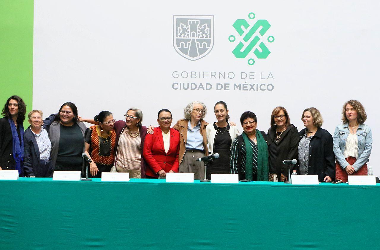 Convoca gobierno capitalino a sociedad civil a generar un programa de prevención, atención, sanción y erradicación de la violencia contras las mujeres