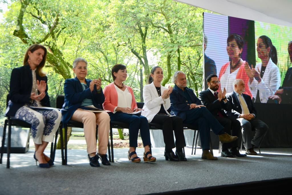 Premian con Oro a Bosque de Chapultepec por ser el Mejor Parque Urbano del Mundo 2019
