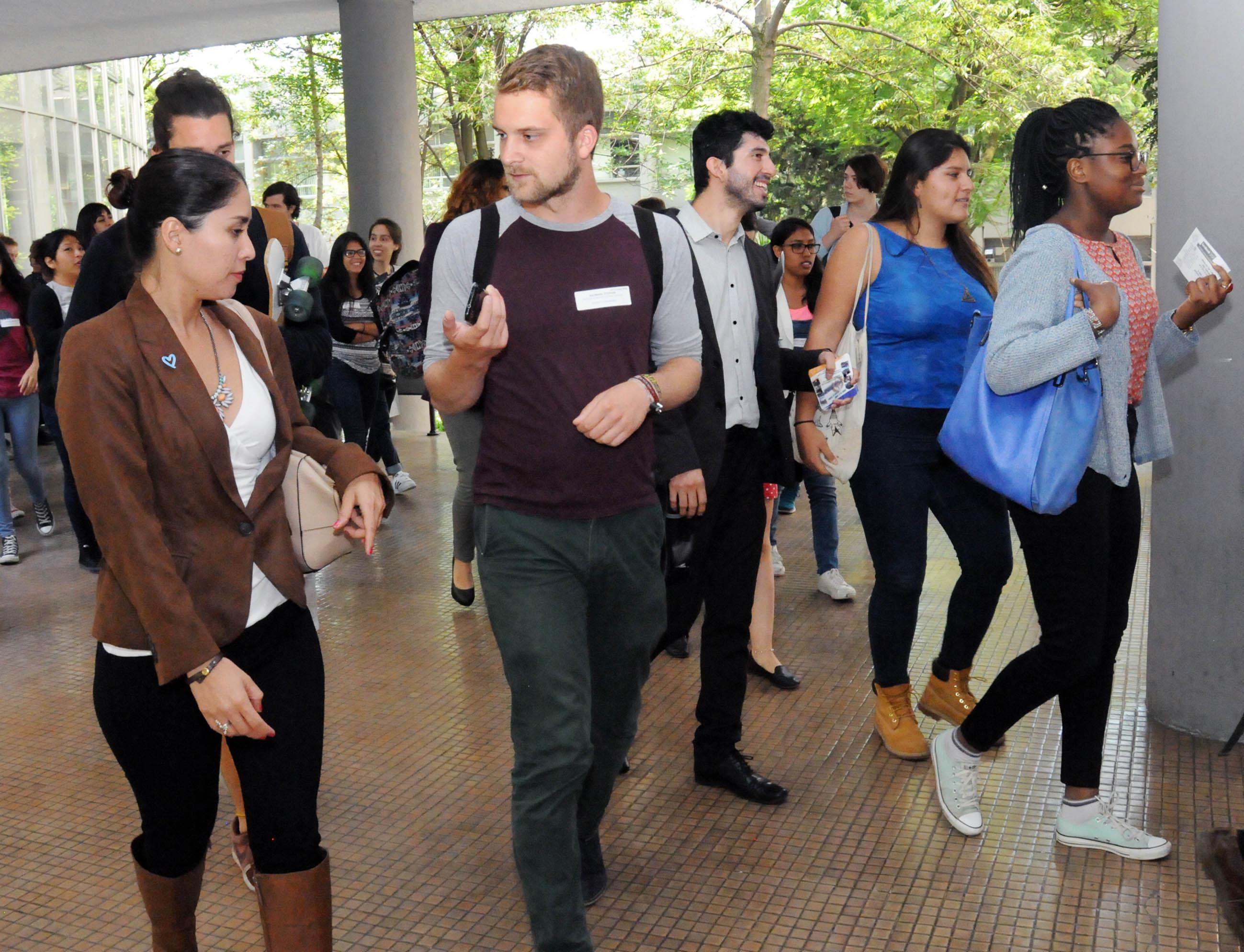 En Ascenso la Movilidad Internacional Académica y Estudiantil de la UNAM