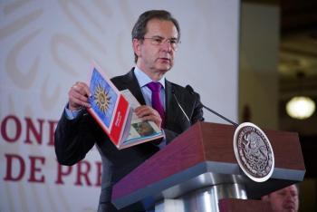 Avance del 80 por ciento en la distribución de libros de texto gratuitos: Moctezuma Barragán